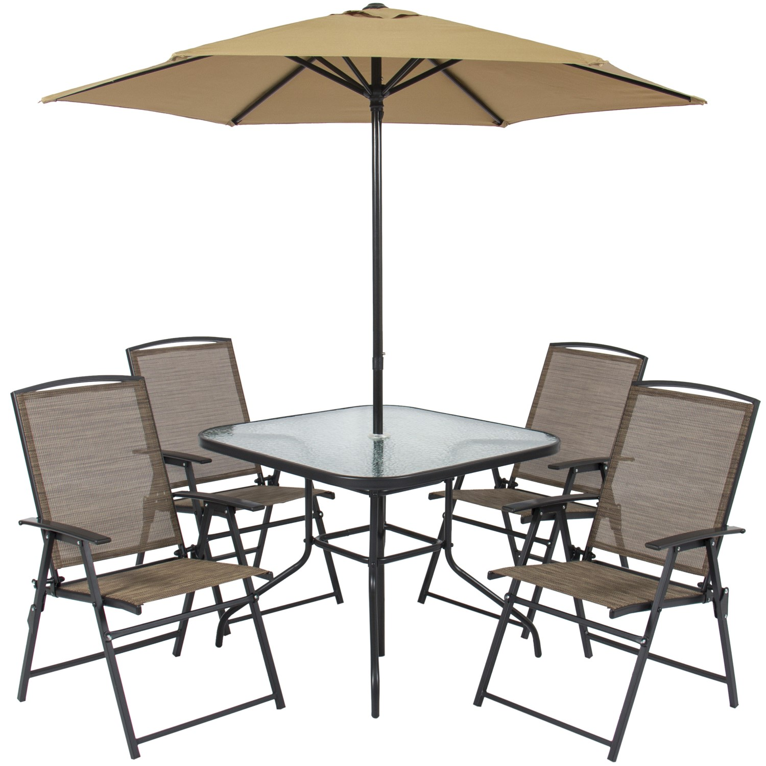patio dining sets for 4 photo - 7