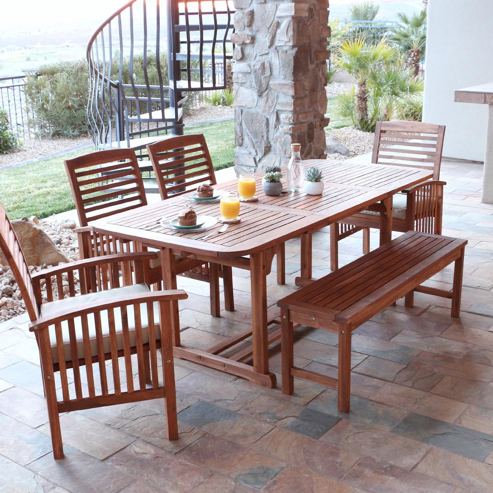 patio dining sets for 6 photo - 8