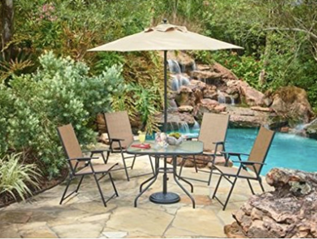 patio dining sets for 6 photo - 9