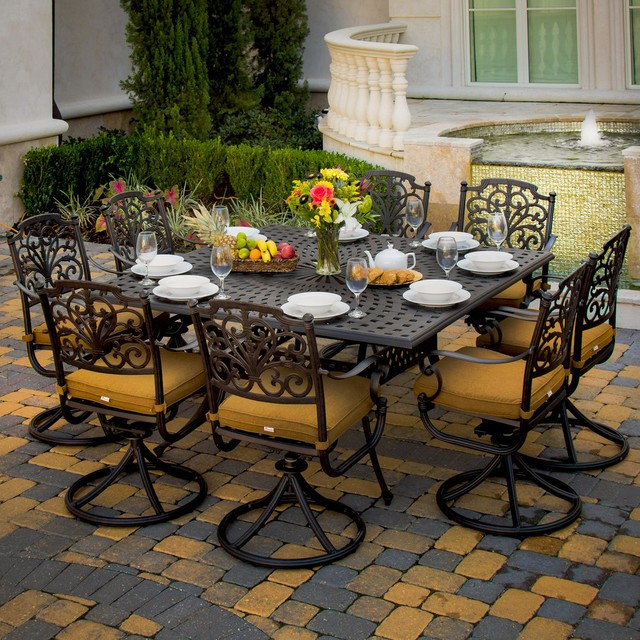 patio dining sets for 8 people photo - 10