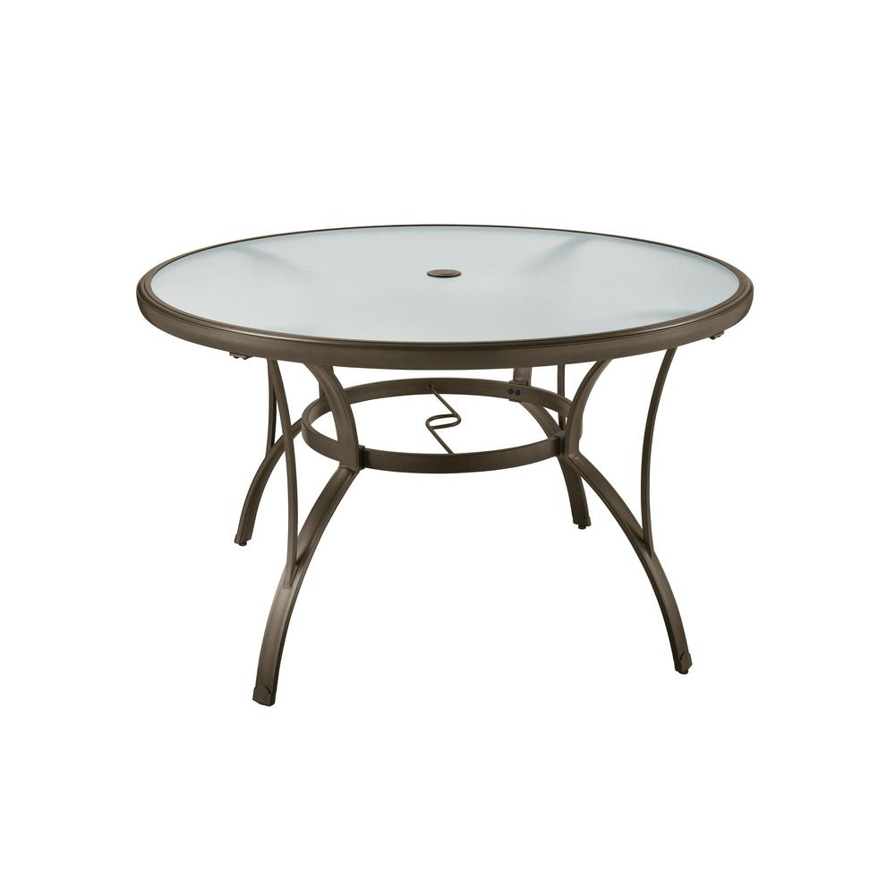 patio dining table bases photo - 7