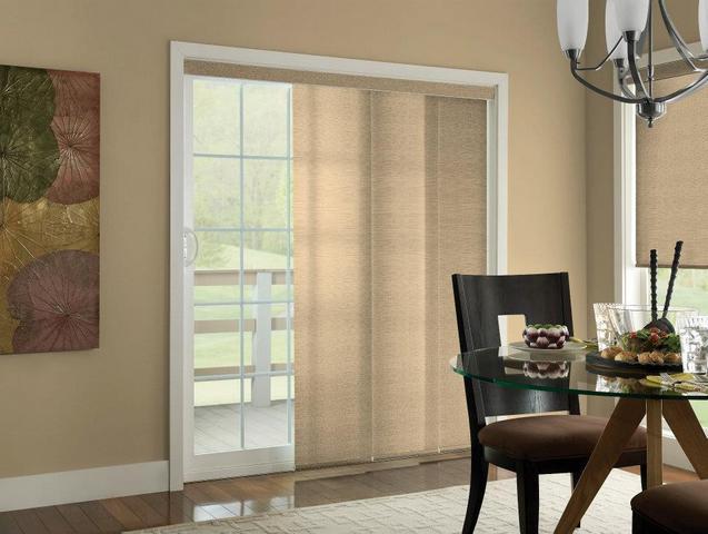 patio door blinds ideas photo 1 - Blinds For Patio Doors