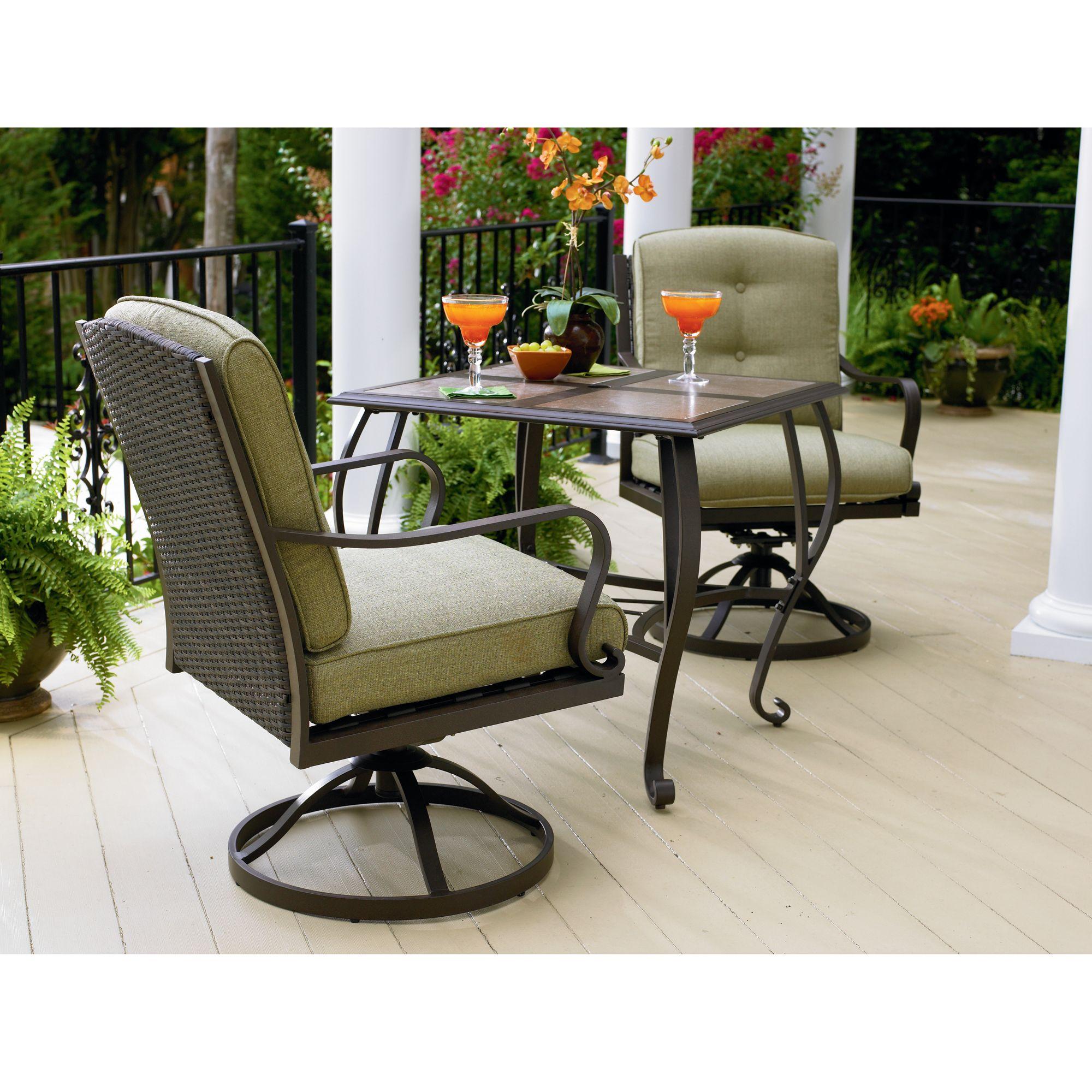 patio furniture bistro sets photo - 1