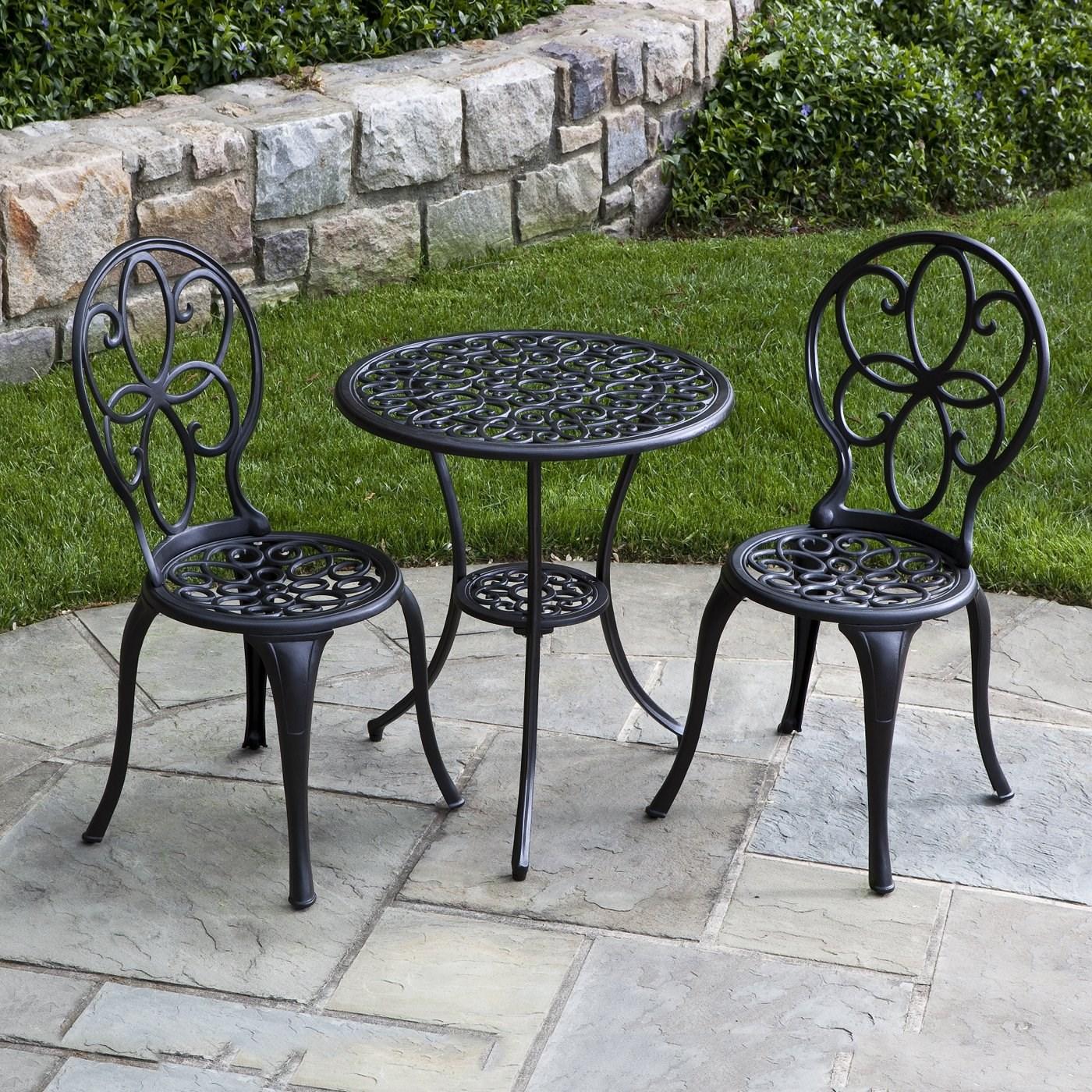 patio furniture bistro sets photo - 10