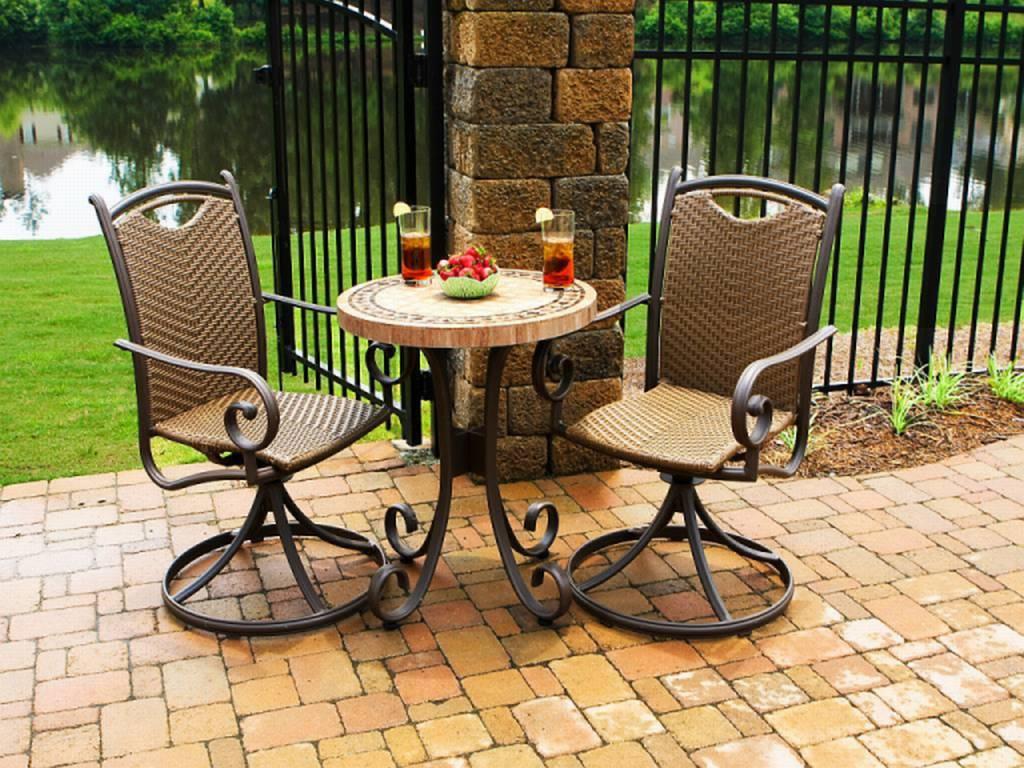 patio furniture bistro sets photo - 8