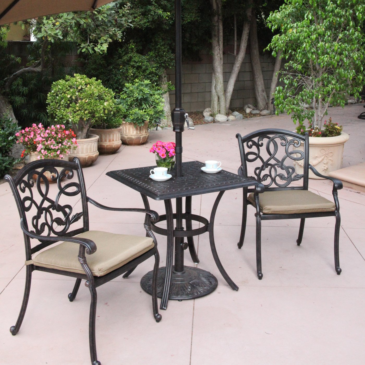 patio furniture bistro sets photo - 9