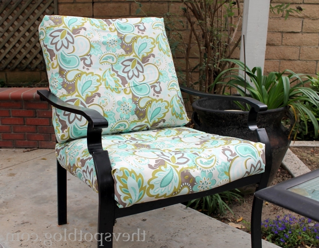 patio furniture fabric photo - 5