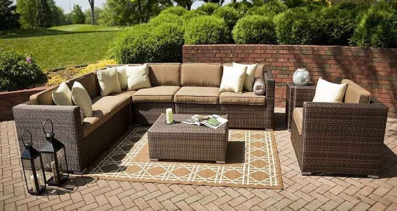 patio furniture for less photo - 3