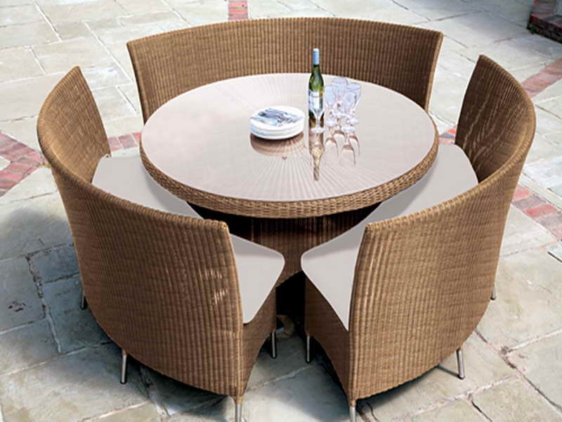 patio furniture for small spaces photo - 3