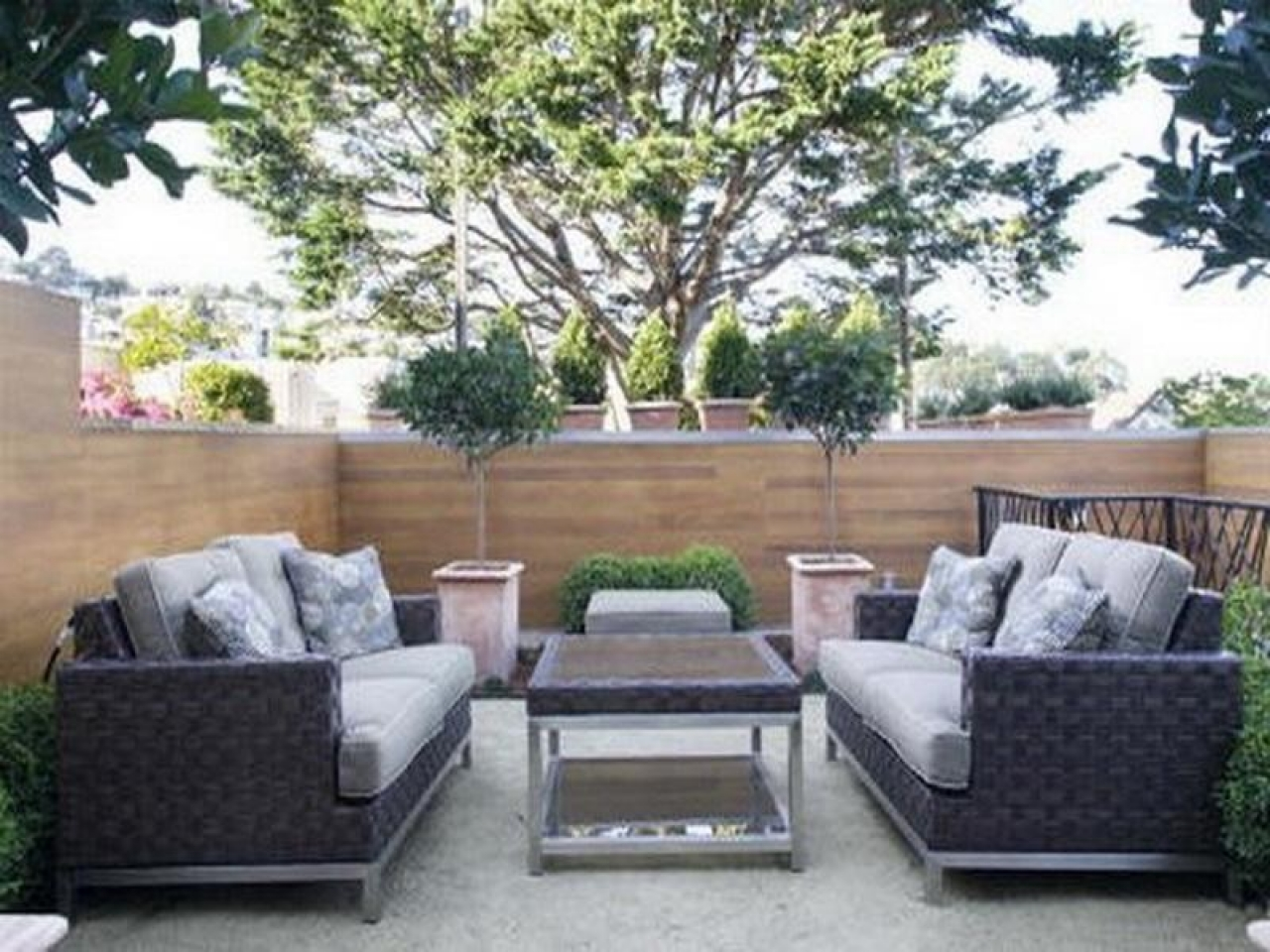 patio furniture for small spaces photo - 4