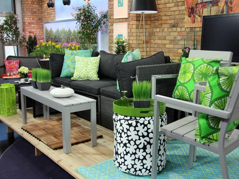 patio furniture for small spaces photo - 8