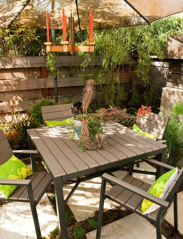 patio furniture for small spaces photo - 9