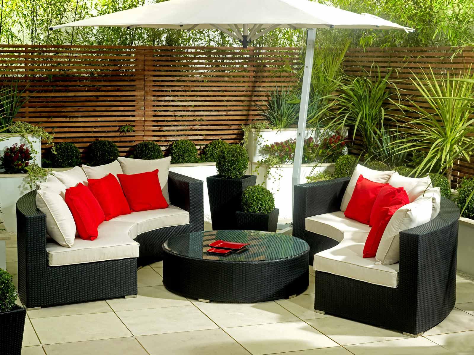patio furniture ideas photo - 1