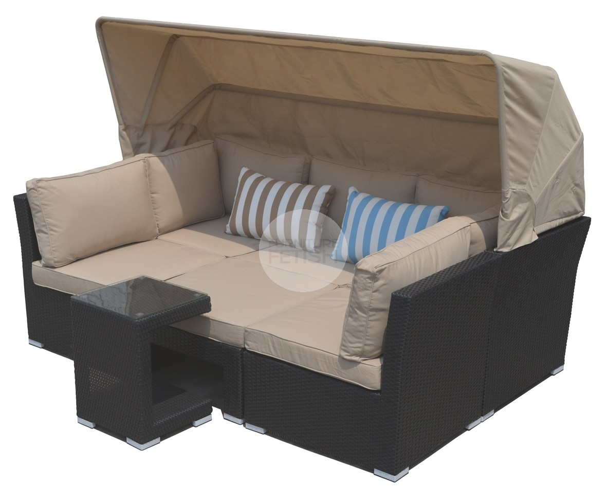 patio furniture lounge bed photo - 1