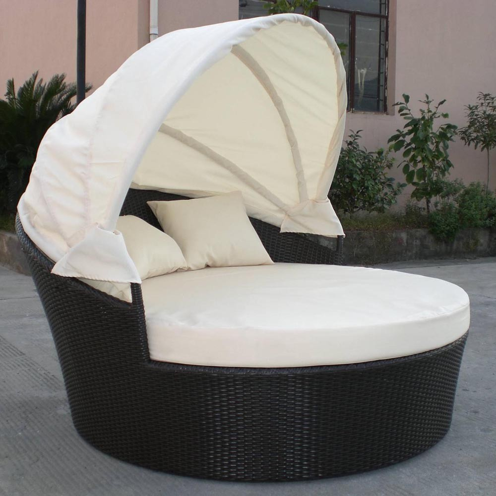 patio furniture lounge bed photo - 3