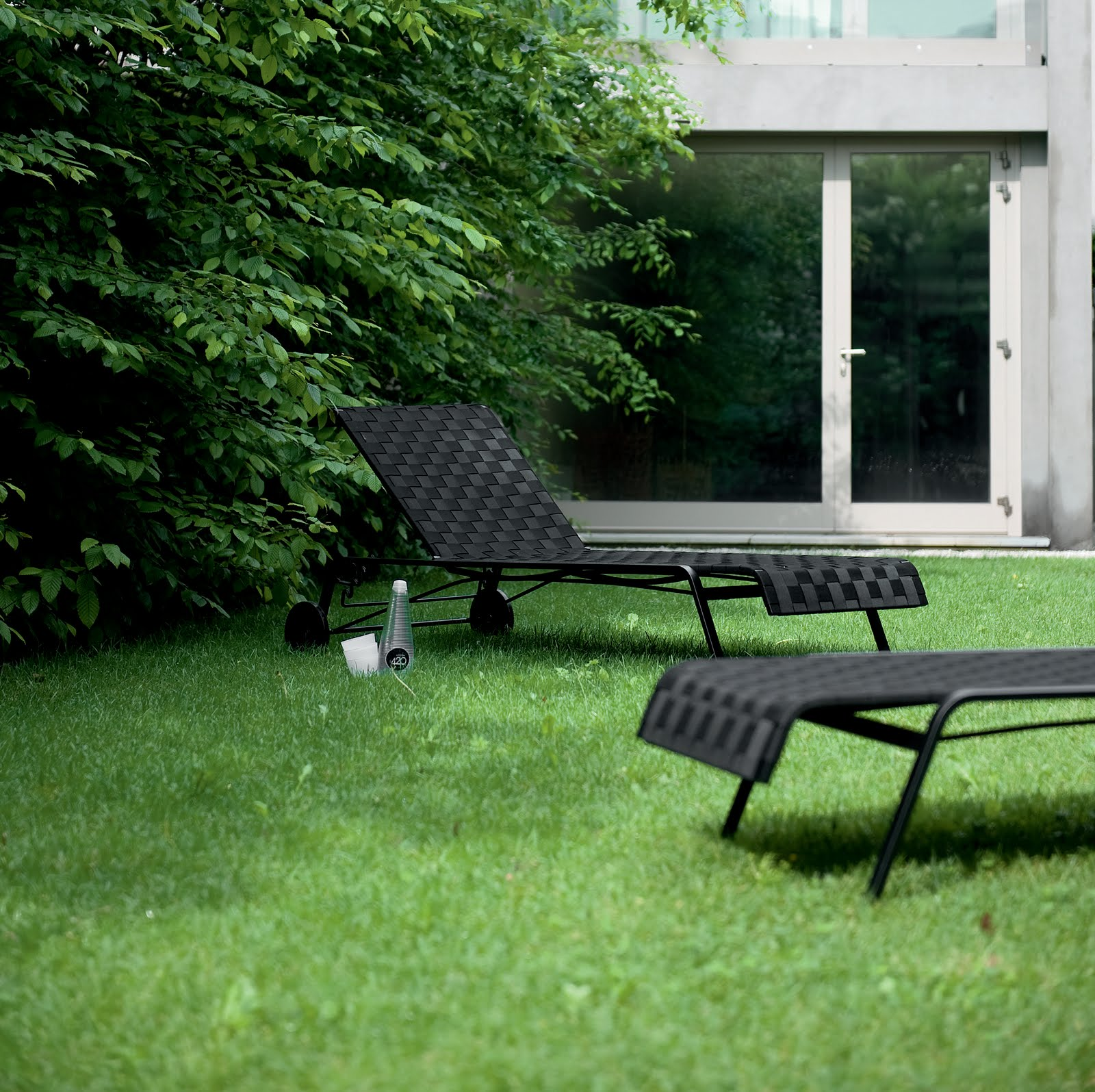 patio furniture lounge bed photo - 5