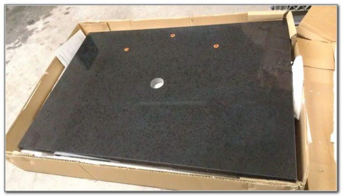 pegasus black granite sink photo - 10