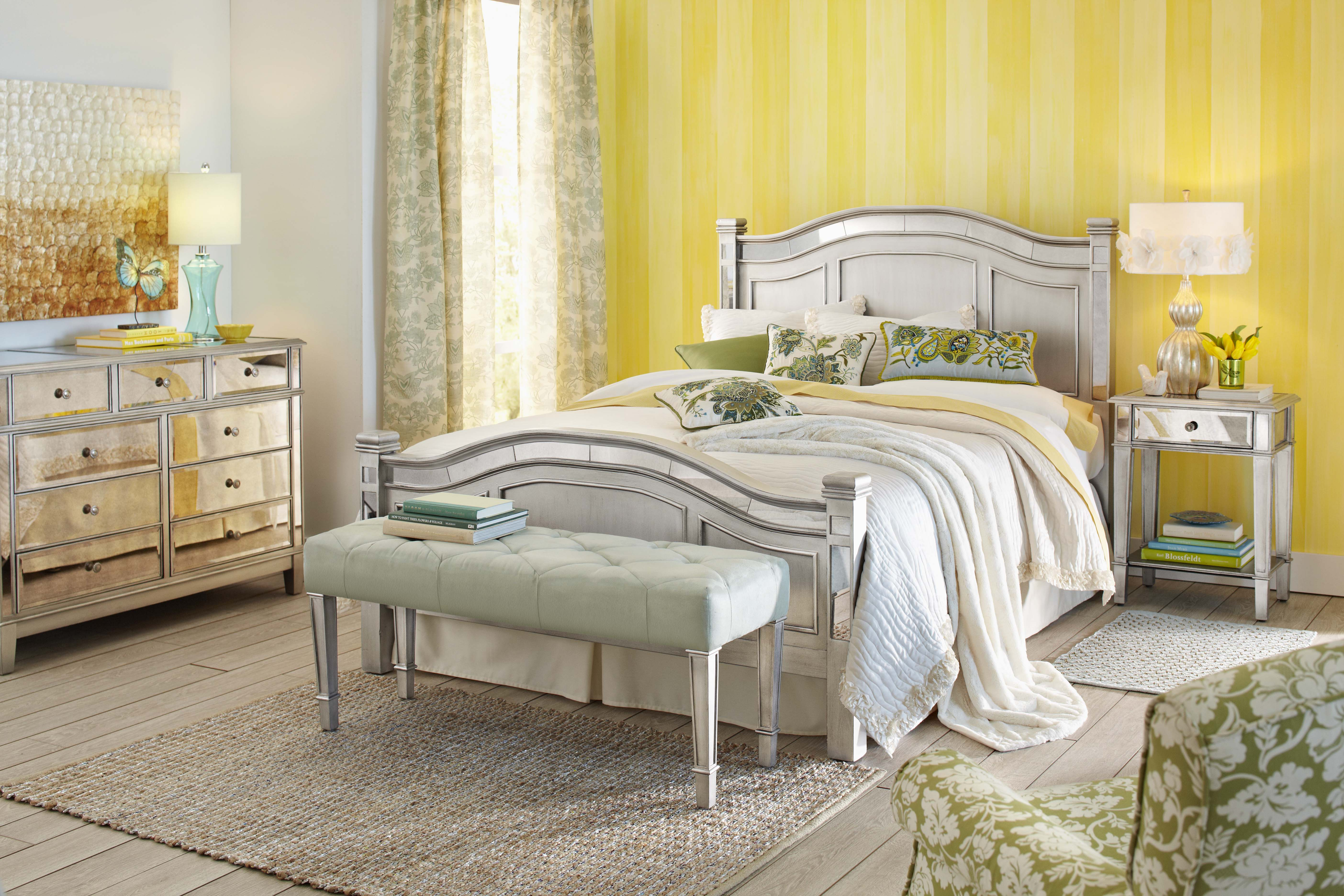 Pier 1 Mirrored Bedroom Furniture Hawk Haven