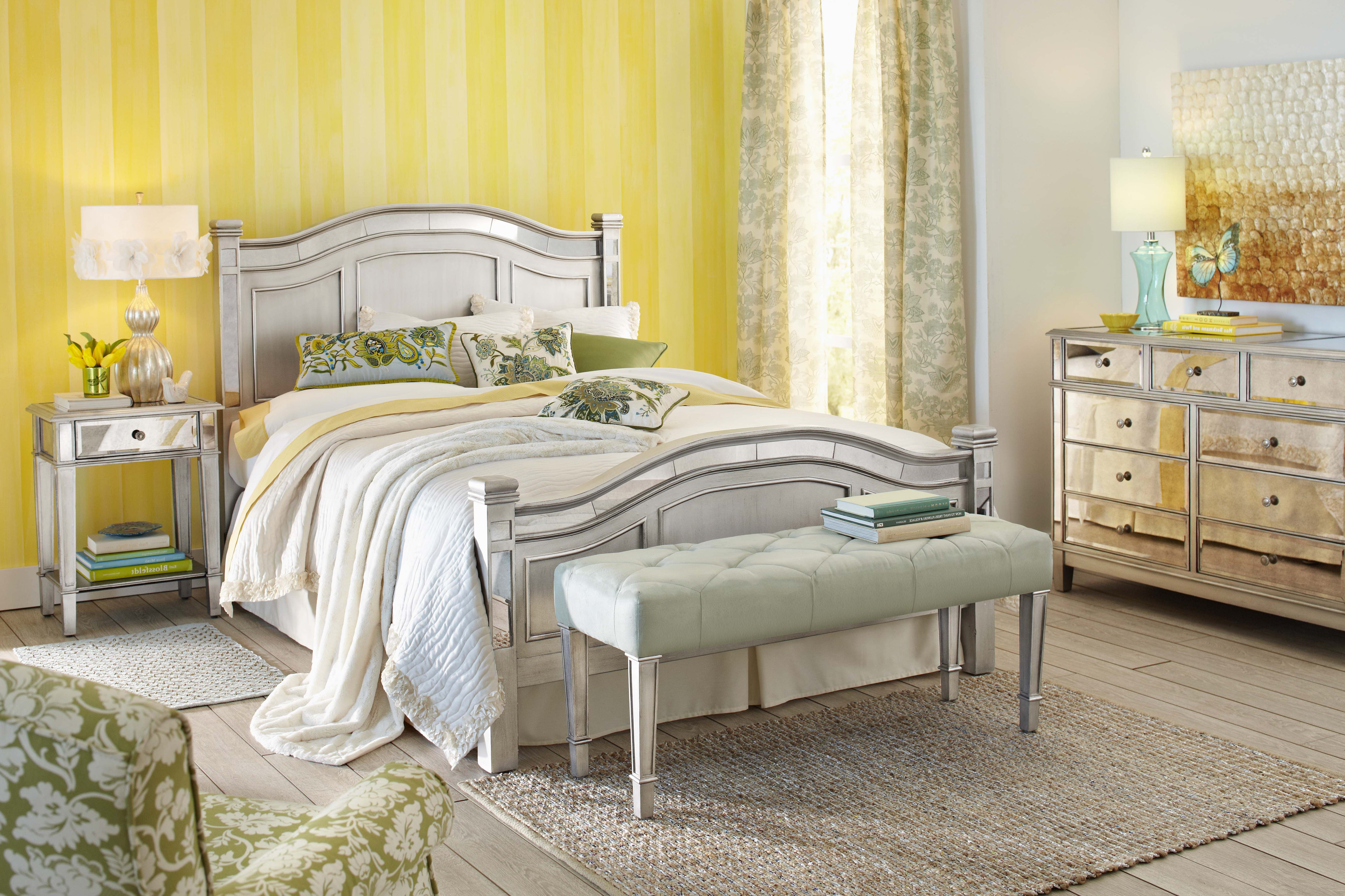 pier 1 mirrored bedroom furniture | hawk haven