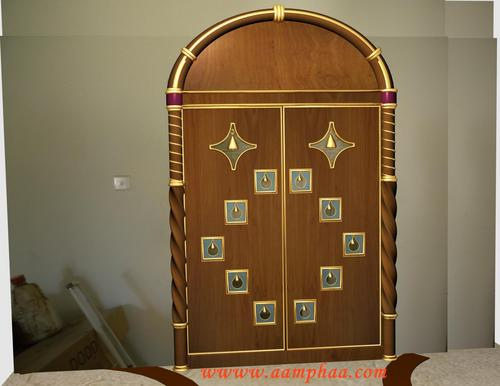 pooja room cupboard designs photo - 4