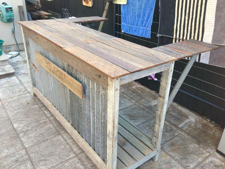 Portable outdoor bar designs | Hawk Haven