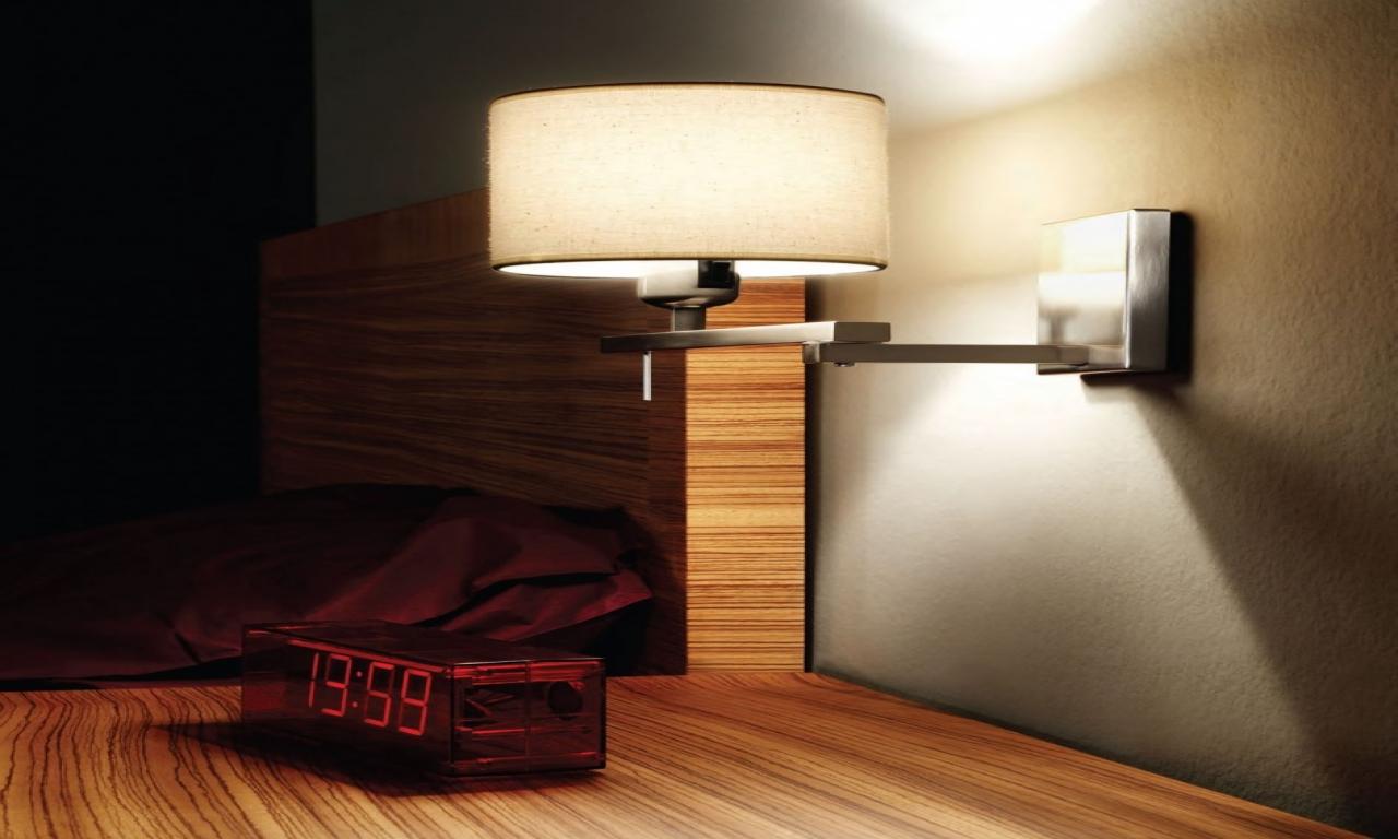 pretty bedroom lamp shades photo - 1