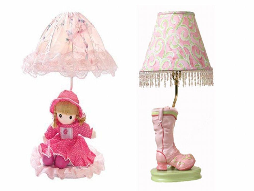 pretty bedroom lamp shades photo - 10