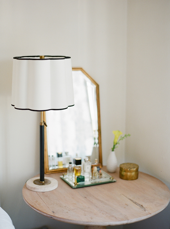 proper bedroom lamp height photo - 6