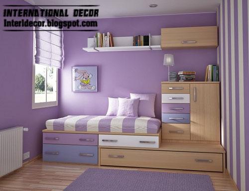 purple painted rooms photo - 6