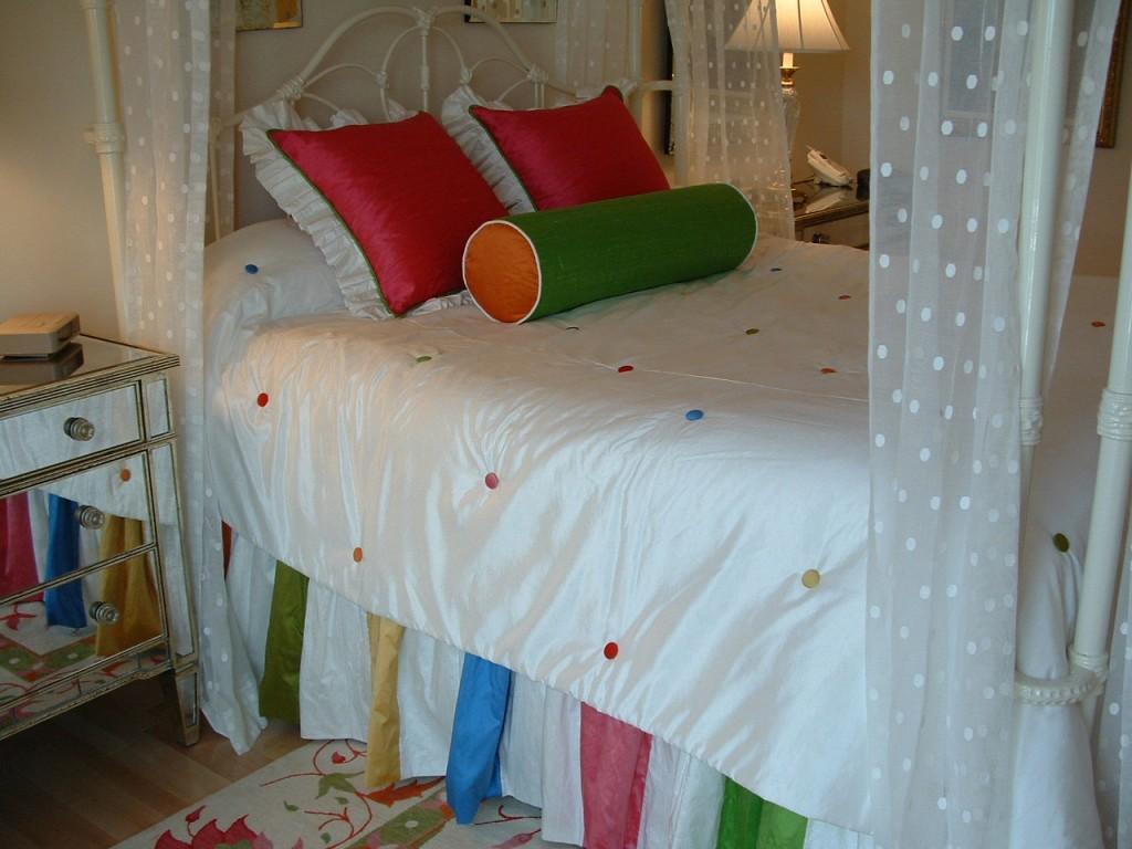 rainbow bedding for girls photo - 3