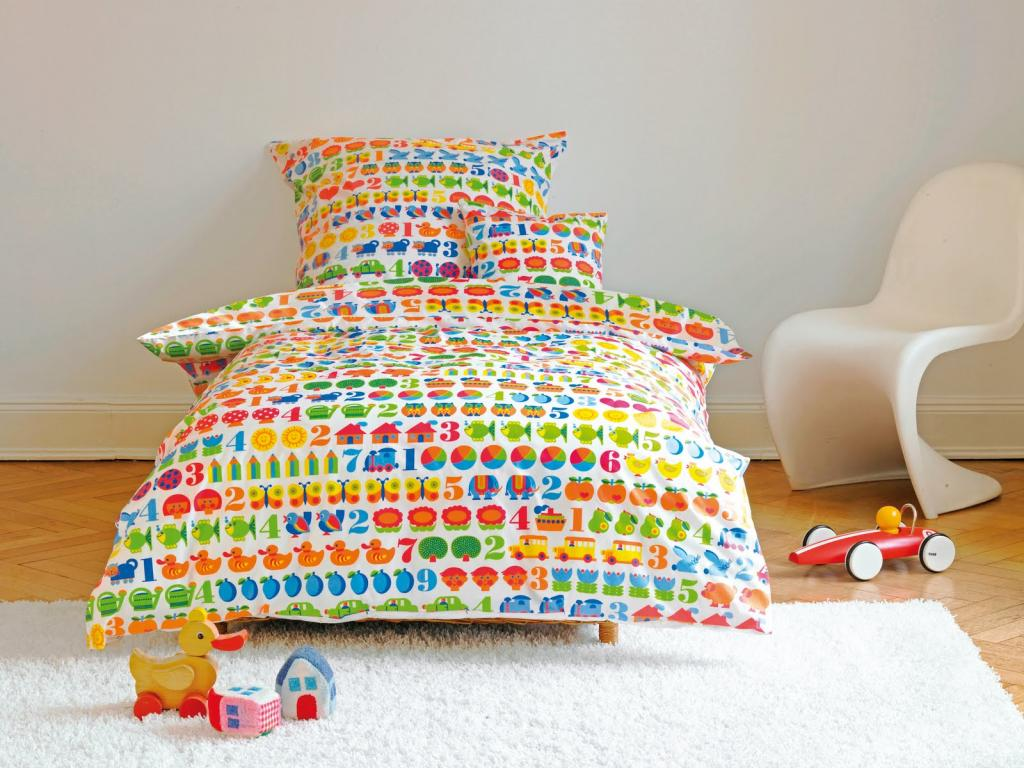 rainbow bedding for kids photo - 7