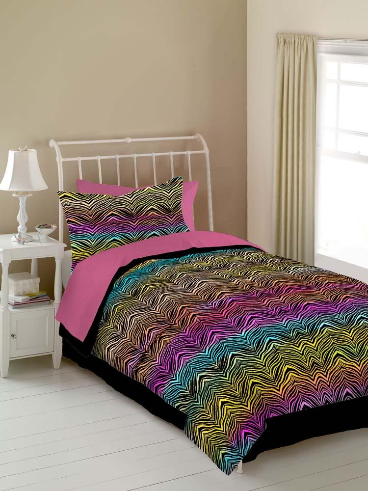 rainbow bedding full photo - 9