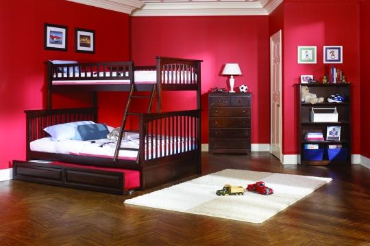 Red Bedroom Furniture For Kids