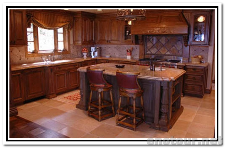 refinishing kitchen cabinets gel stain photo - 9