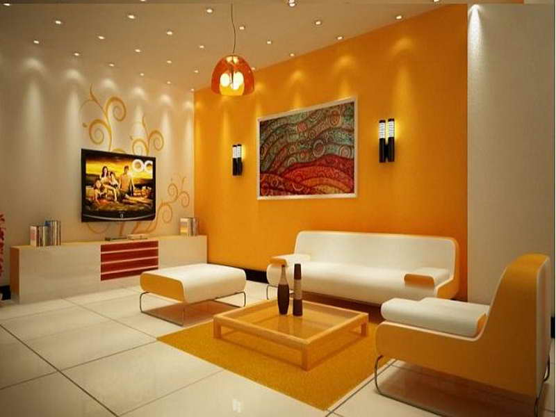 relaxing wall paint colors photo - 10