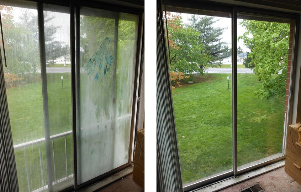 removing interior sliding doors photo - 1
