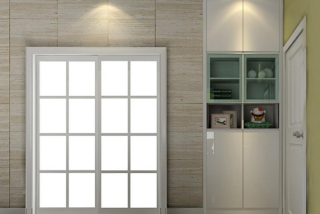 removing interior sliding doors photo - 10