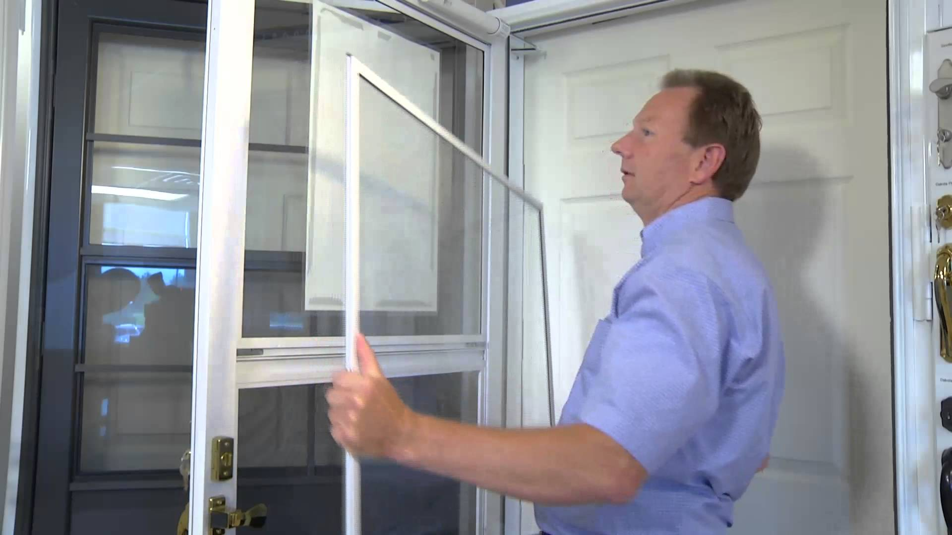 removing interior sliding doors photo - 2