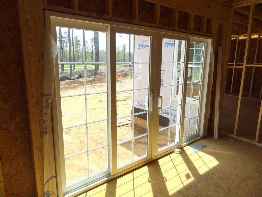 removing interior sliding doors photo - 5