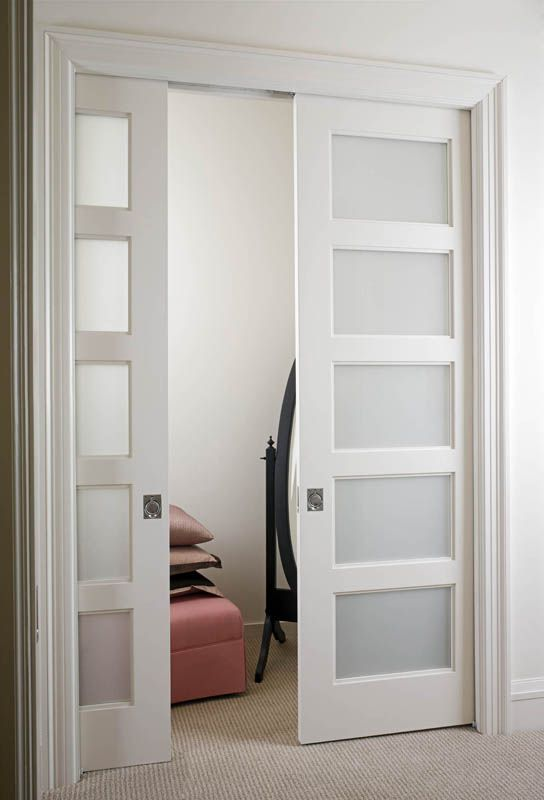 replacing interior french doors photo - 1