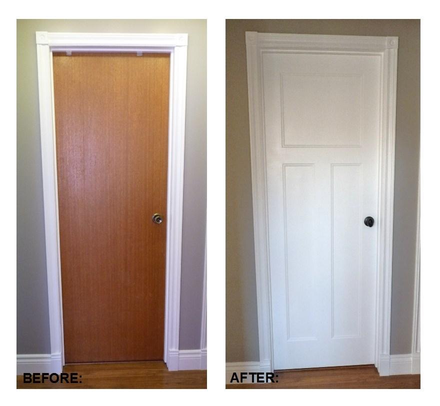 replacing interior sliding doors photo - 3