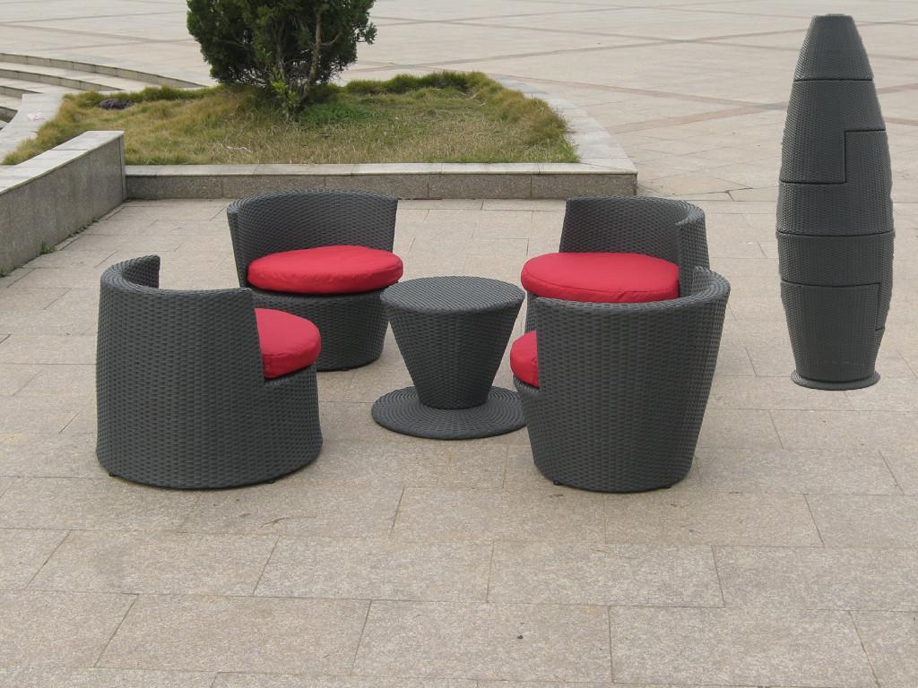 resin outdoor bar sets photo - 10