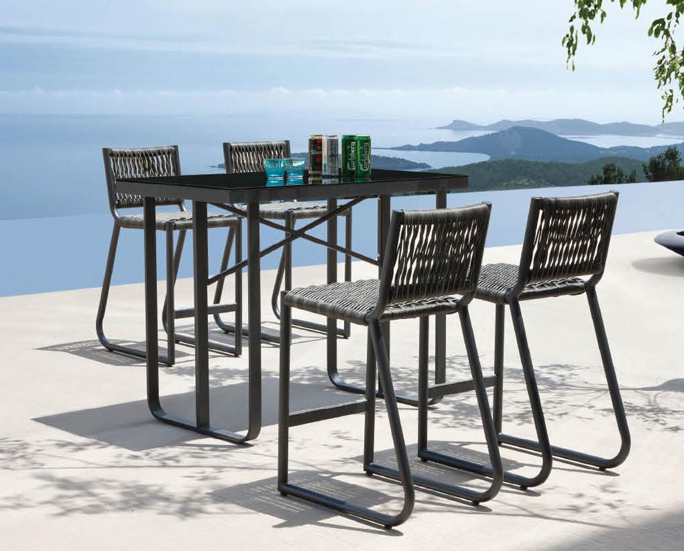 resin outdoor bar sets photo - 3