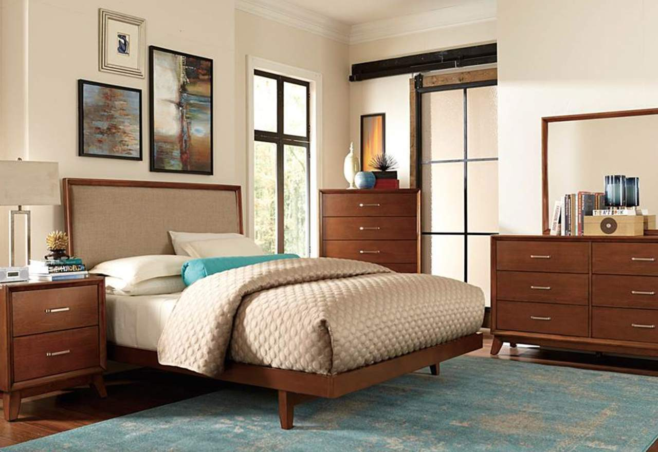 retro bedroom furniture ideas photo - 5
