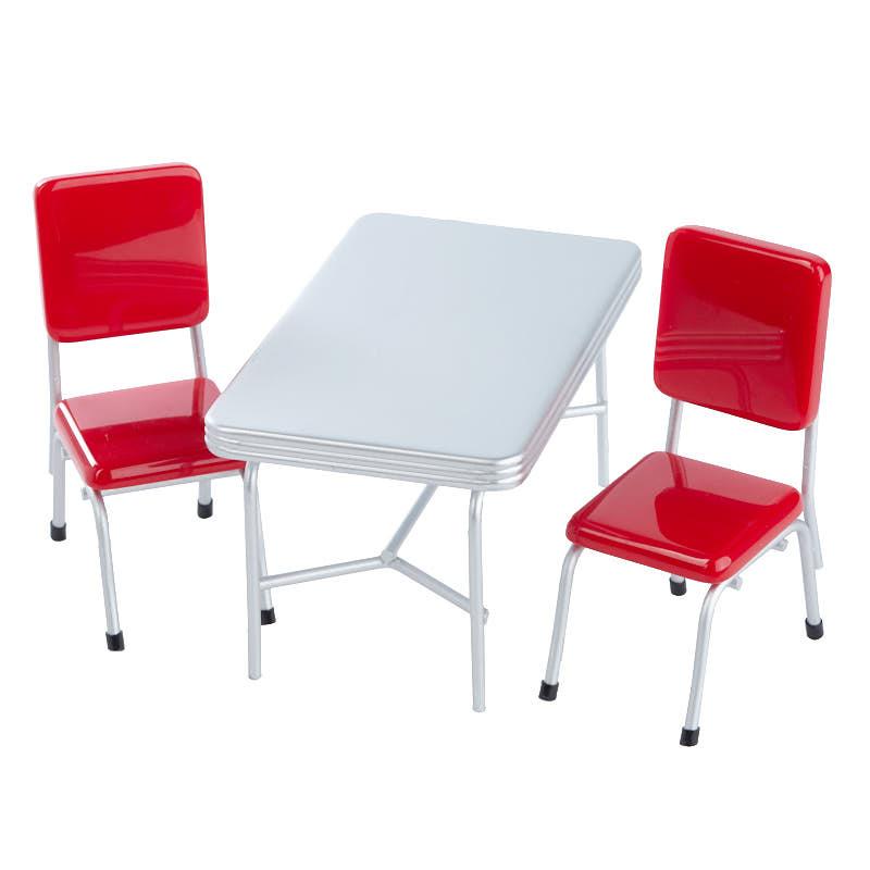 retro kitchen chairs photo - 8
