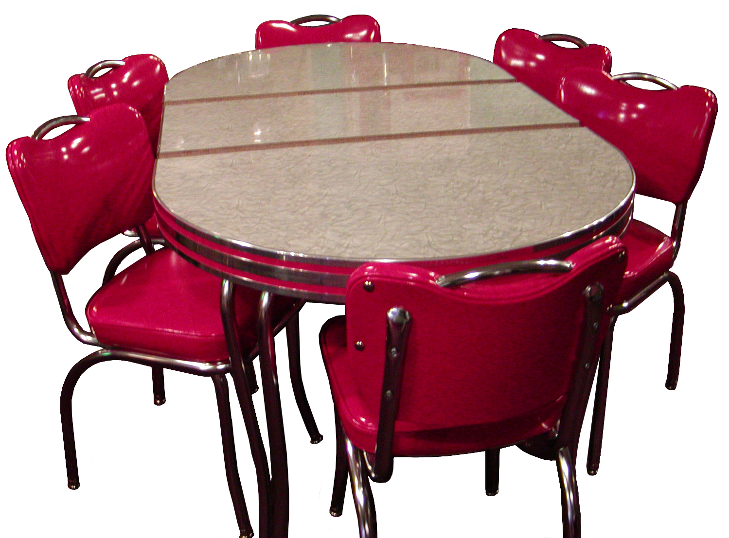 retro kitchen chairs and tables photo - 9