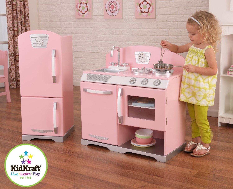 Charming Retro Kitchen Sets For Girls