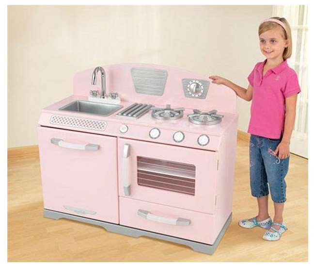 retro kitchen sets for girls photo - 5