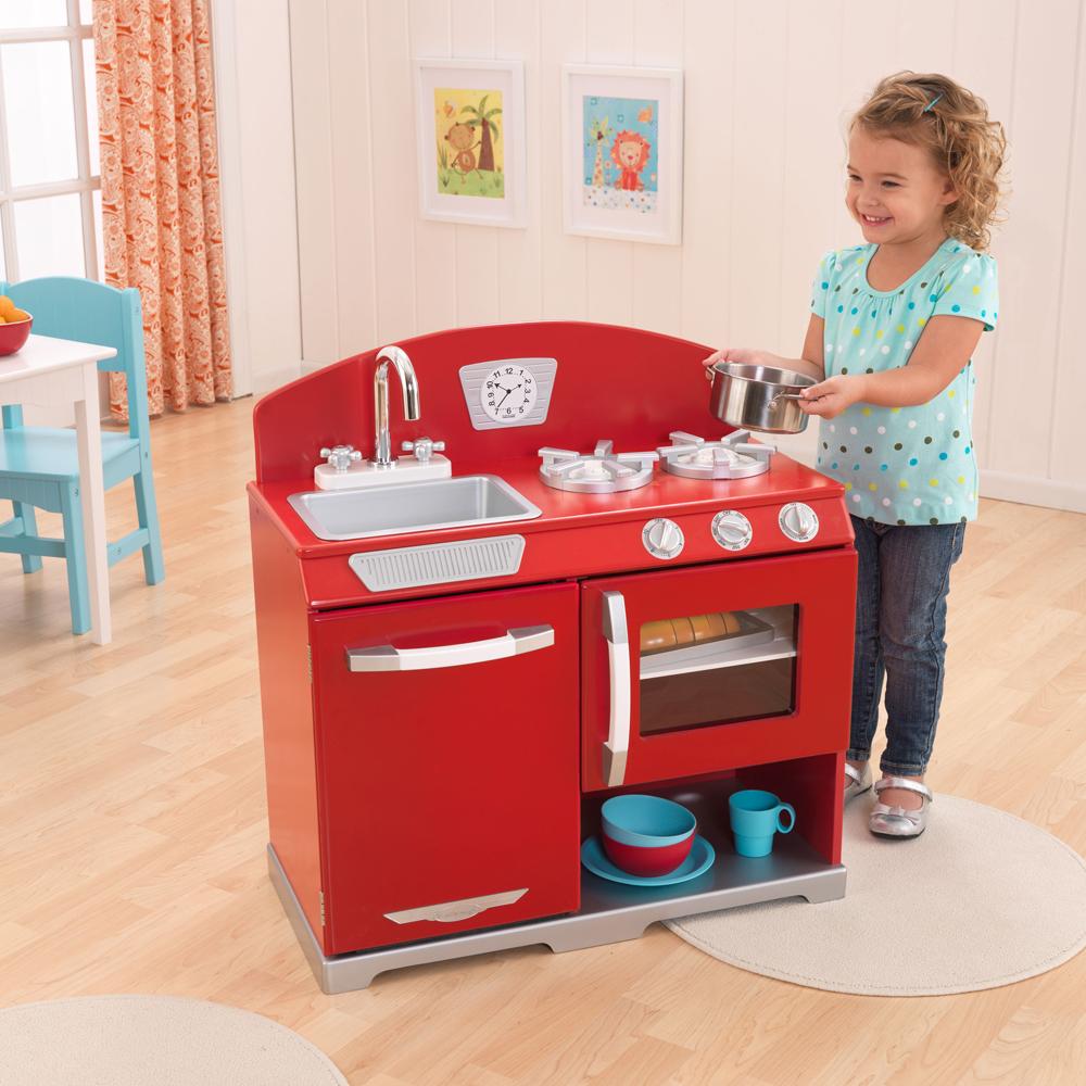 Retro Kitchen Sets For Kids Hawk Haven