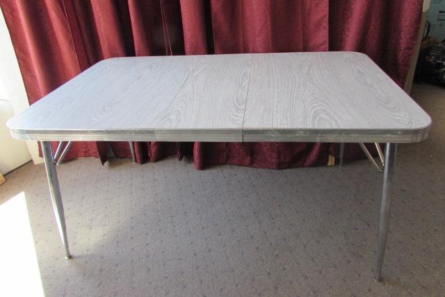 retro kitchen table leaf photo - 6